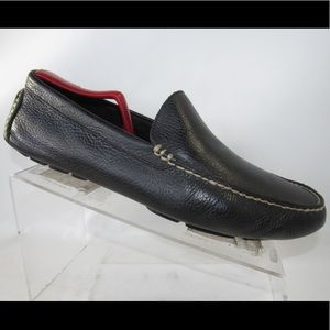 Polo Ralph Lauren black driving loafers 10.5 D